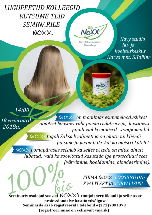 Noxx Seminar